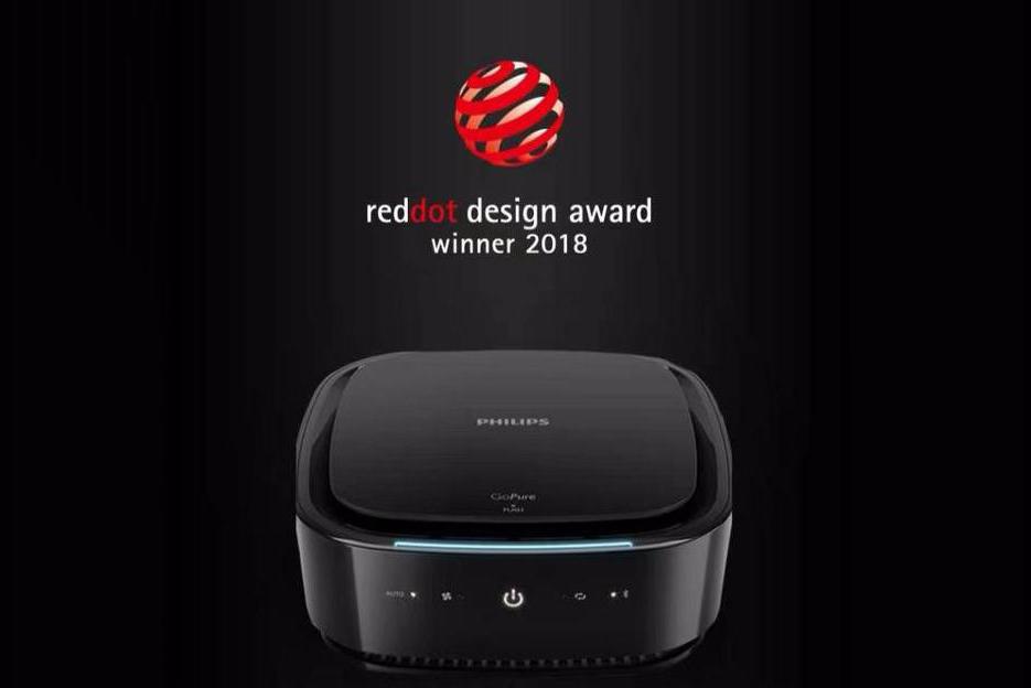 【喜报】木马设计再获2018红点设计大奖
